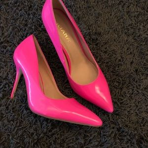 Hot pink Stilettos